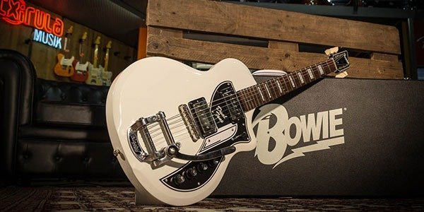 SUPRO BOWIE LIMITED DUAL TONE