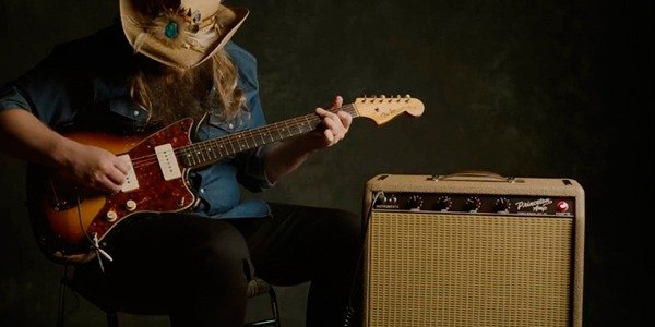 FENDER  ´62 PRINCETON CHRIS STAPLETON